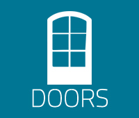 Dream Window and Door - Door Icon