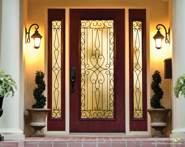 Front Door Design Ideas - Dream Window and Door